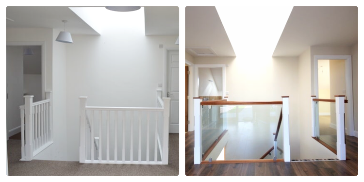 Glass Balustrades Stairs | Advanced Glass Cork