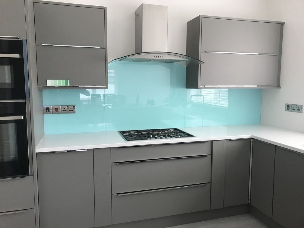 Kitchen Glass Splashbacks