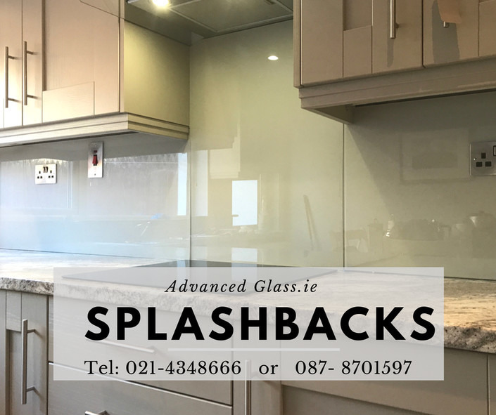 Glass Splashbacks | Advanced Glass Cork