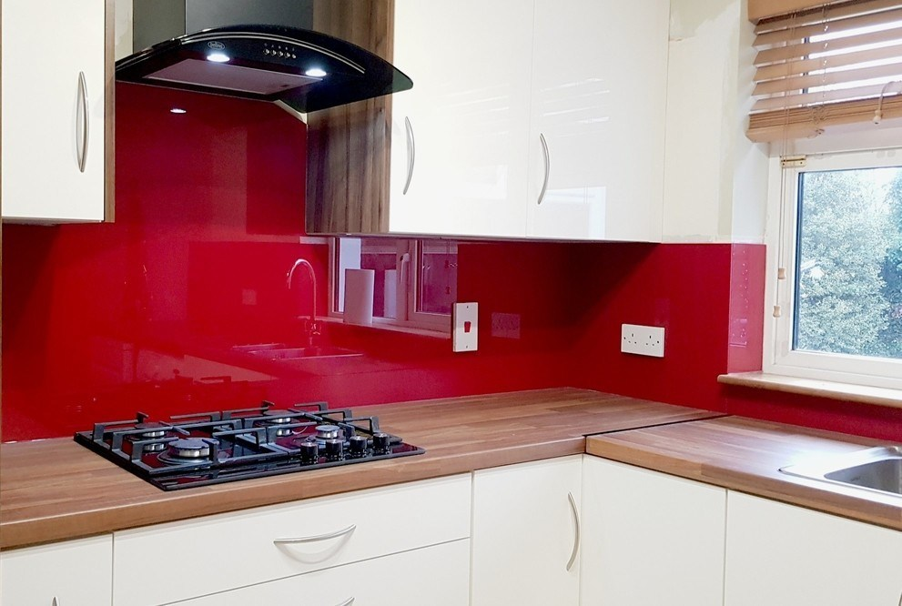 Kitchen Splashbacks for hobs